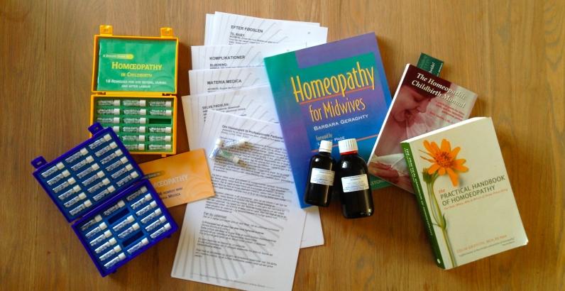 Homøopati for jordmødre, doulaer og andre fødselshjælpere